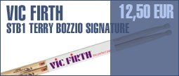 Vic Firth STB1 Terry Bozzio Signature