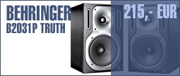 Behringer B2031P Truth