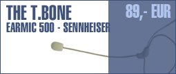 the t.bone Earmic 500 - Sennheiser