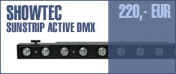 Showtec Sunstrip Active DMX