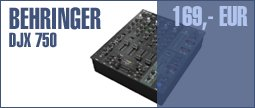 Behringer DJX750