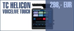 TC-Helicon VoiceLive Touch