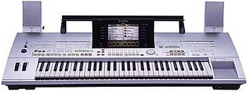 Yamaha Tyros