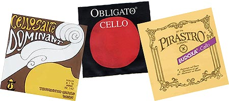 Cello Strings