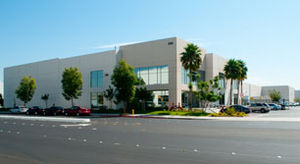 head office in Los Angeles