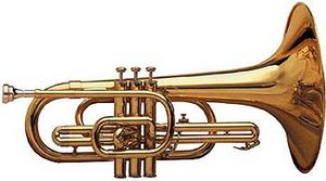 Blessing Marching Mellophone BM-100