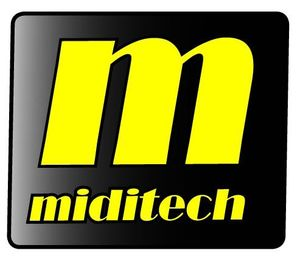 Miditech company logo