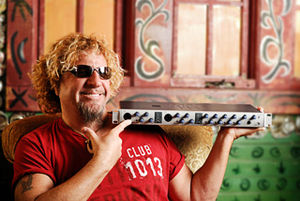 Sammy Hagar + Presonus