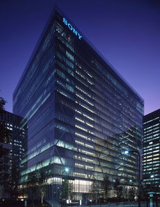 head office in Minato, Tokio