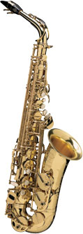 Selmer SE-A2L Goldlac SA80 II