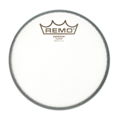 "Remo 22"" Emperor Coated"