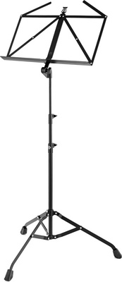 K&M 107 Music Stand Black