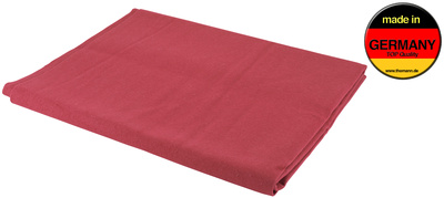 Stairville Stage Curtain Berry Red 300cm