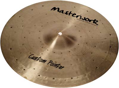 "Masterwork 16"" Custom Pointer Thin Crash"