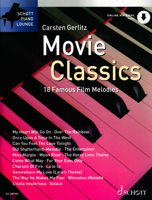 Schott Piano Movie Classics 1