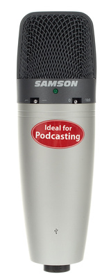 Samson C03U Recording/Podcasting Pack