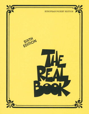 Hal Leonard Real Book 1 Pocket European