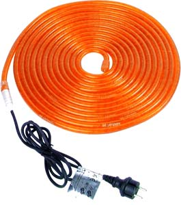 Rubberlight Rubberlight 1 Kanal 9m Orange