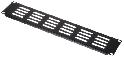 Thon Rack Panel 2U Air Vents