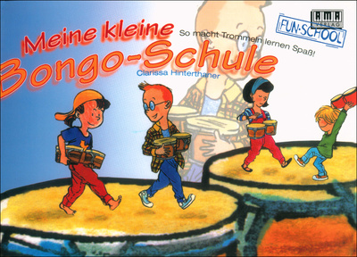 AMA Verlag Meine Kleine Bongo-Schule