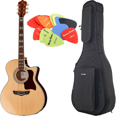 Brümmer Acoustic Guitar Set 3