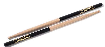 Zildjian 7A Black Dip Hickory Sticks