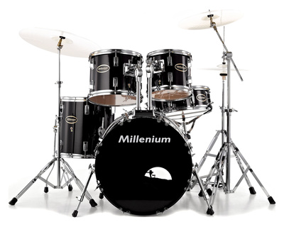 Millenium MX520BK Studio Set -Black