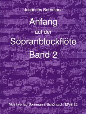 Johannes Bornmann Anfang Sopranblockflte 2