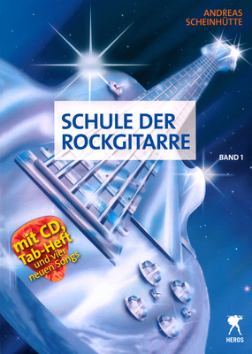Weinberger Musikverlag Schule Der Rockgitarre 1