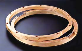 Yamaha VH 1410 S Wood Drum Hoops 14