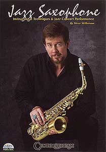 Hal Leonard Jazz Saxophone (DVD)