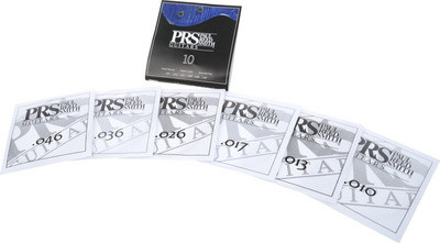 PRS Electric Guitar Strings 010