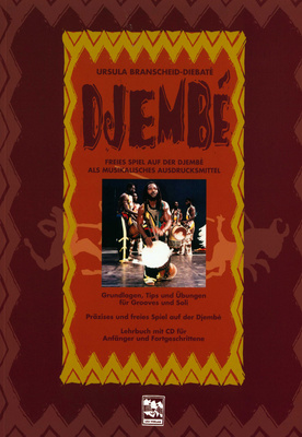Leu Verlag Djembe Vol.1 Freies Spiel