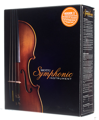 MOTU Symphonic Instrument