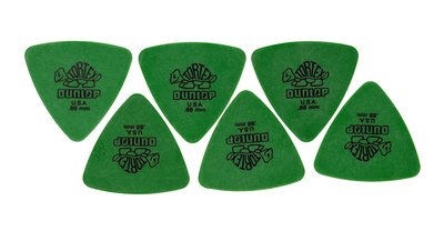 Dunlop Tortex Triangle 0,88 6 Pack