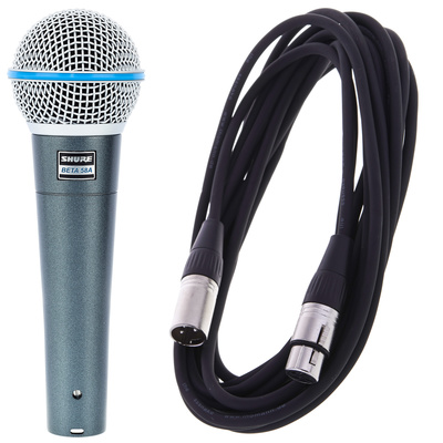 Shure Beta 58 Set