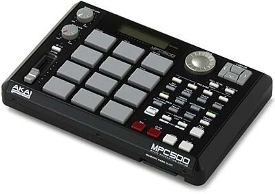 Akai MPC 500