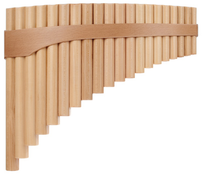 Solist Panpipes Alto H'-G
