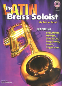 Music Sales Latin Brass Soloist