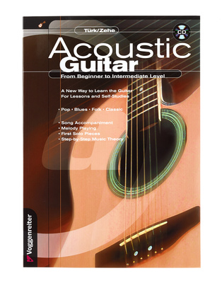 Voggenreiter Acoustic Guitar (English)