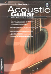 Voggenreiter Acoustic Guitar (French)