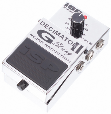 ISP Technologies Decimator G-String Pedal