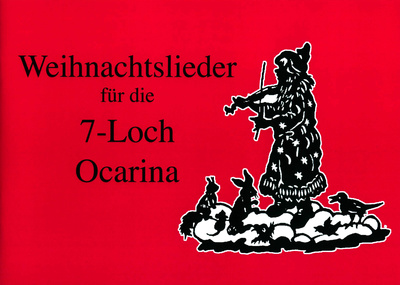 Thomann Weihnachtslieder 7Loch Ocarina