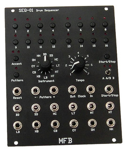 MFB Modul Seq-01 Drum-Sequencer