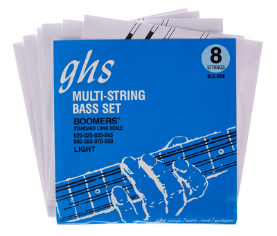 GHS 3045 8/MS DYB 8 String Set