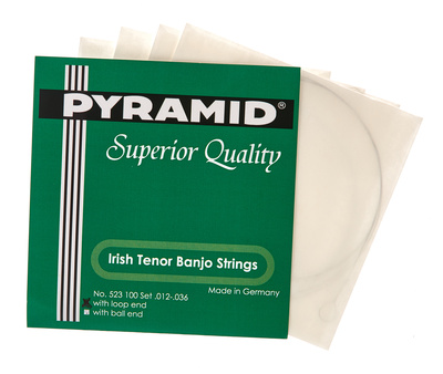 Pyramid Tenorbanjostrings Irish Loop