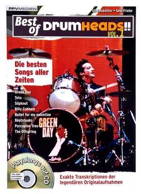 PPV Medien Best of DrumHeads Vol.1