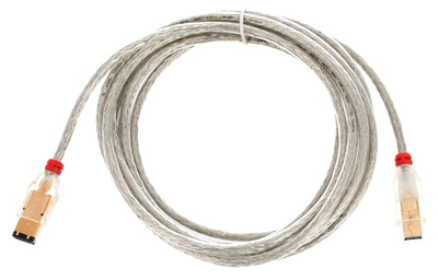 Lindy FireWire 800 Cable 9-6pin 3m