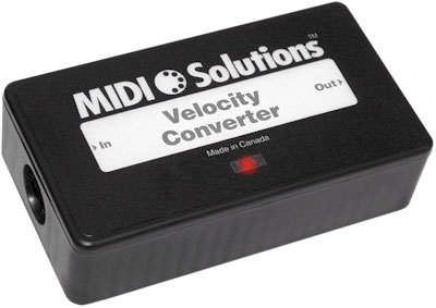MIDI Solutions Velocity Converter