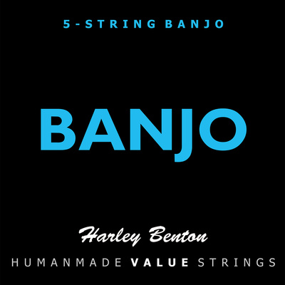 Harley Benton Valuestrings 5-String Banjo